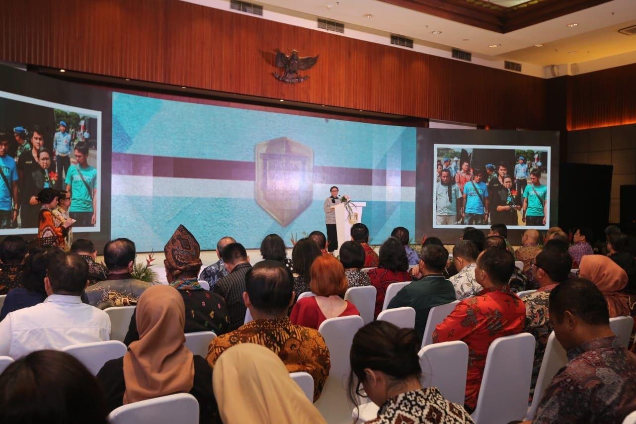 Safe Travel Jadi Kebanggaan Kemenlu Dalam Hassan Wirajuda Award 2018