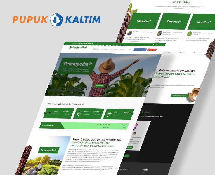 Pupuk Kaltim Knowledge Sharing Portal