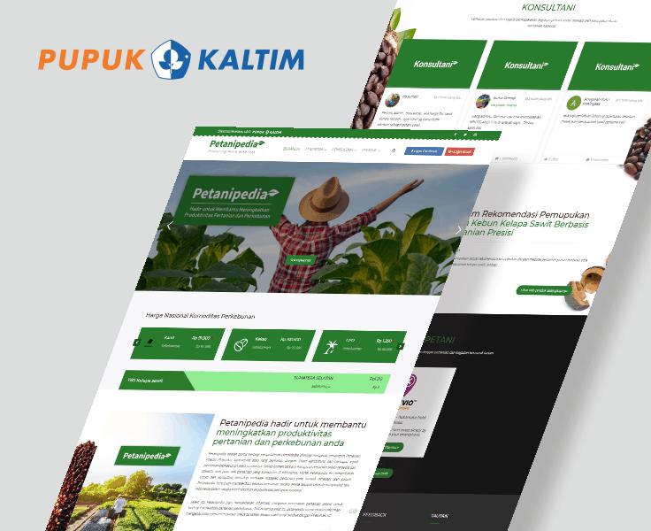 Pupuk Kaltim Knowledge Sharing Portal