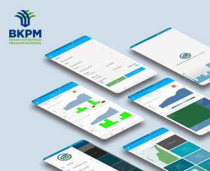 Badan Koordinasi Penanaman Modal Aplikasi Penyampaian Data Secara Elektronik