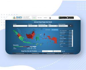 Bank Indonesia Pusat Informasi Harga Pangan Strategis Nasional