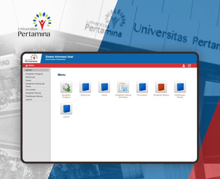 Universitas Pertamina Sistem Informasi Aset