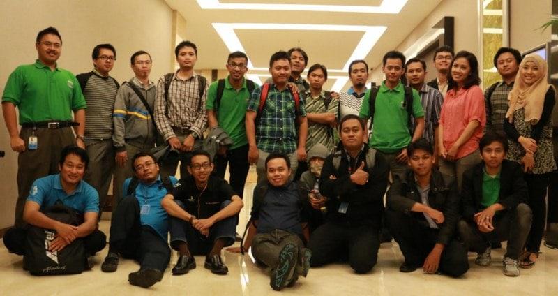 Gamatechno Techday Pertama di 2014
