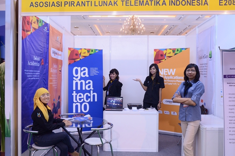 ICT Expo IT Indocomm 2012