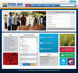 Launching Website TPID DIY
