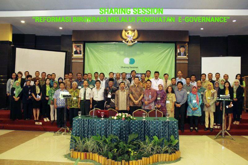 Reformasi Birokrasi Melalui Penguatan E-Governance