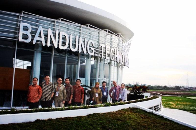 Seminar IT Offshore Di Bandung Techno Park