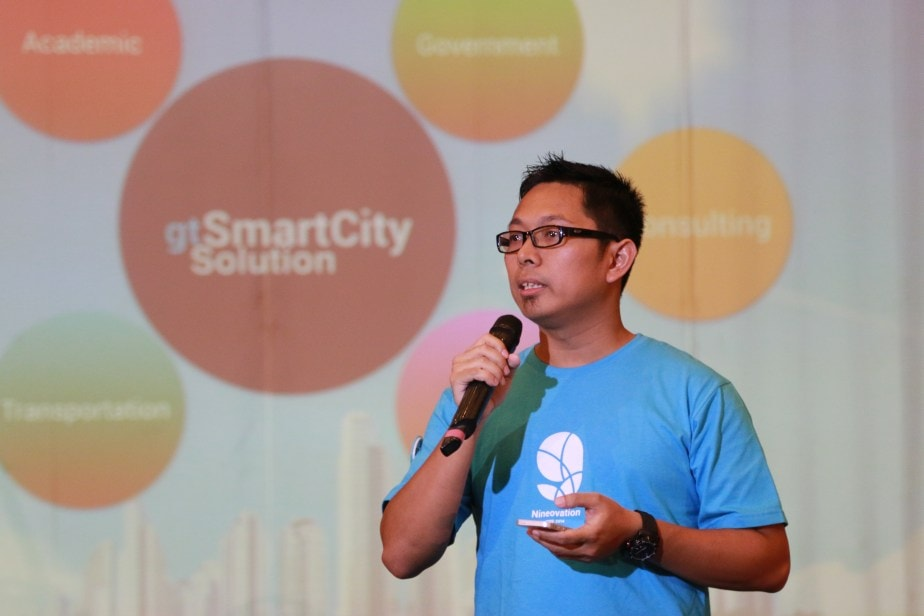 Smart City Solution With Nineovation Spirit