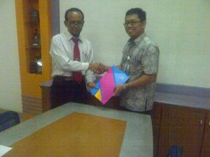MoU STMIK Amikom Yogyakarta Dengan Gamatechno