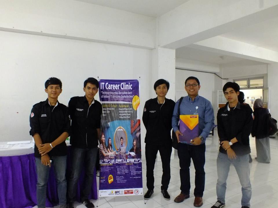 Seminar Di STMIK Amikom Yogyakarta