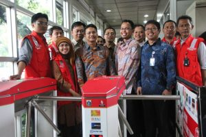 Sistem E-Ticketing Transjakarta Dari Gamatechno