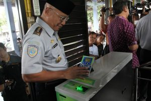 Prepaid Multi-Bank Sebagai Tiket Elektronik Transjogja