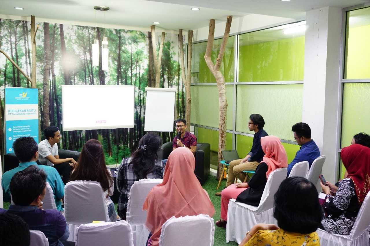 Datains Gelar Sharing Session, Tantangan Public Relations di Era Digital