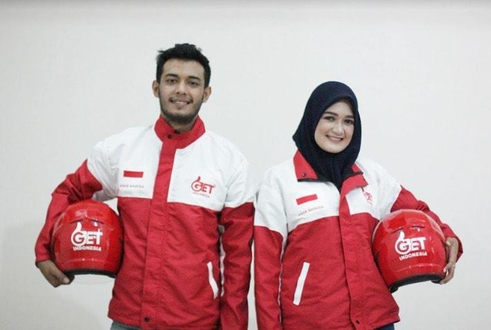 Geliat Get Indonesia, Aplikasi Ojek Online Pilihan Cerdas Untuk Indonesia