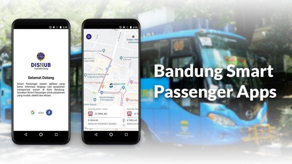 aplikasi pemerintahan, smart passenger, bandung smart passenger