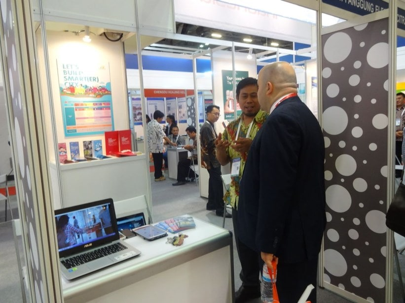 Partisipasi di Communicasia 2015