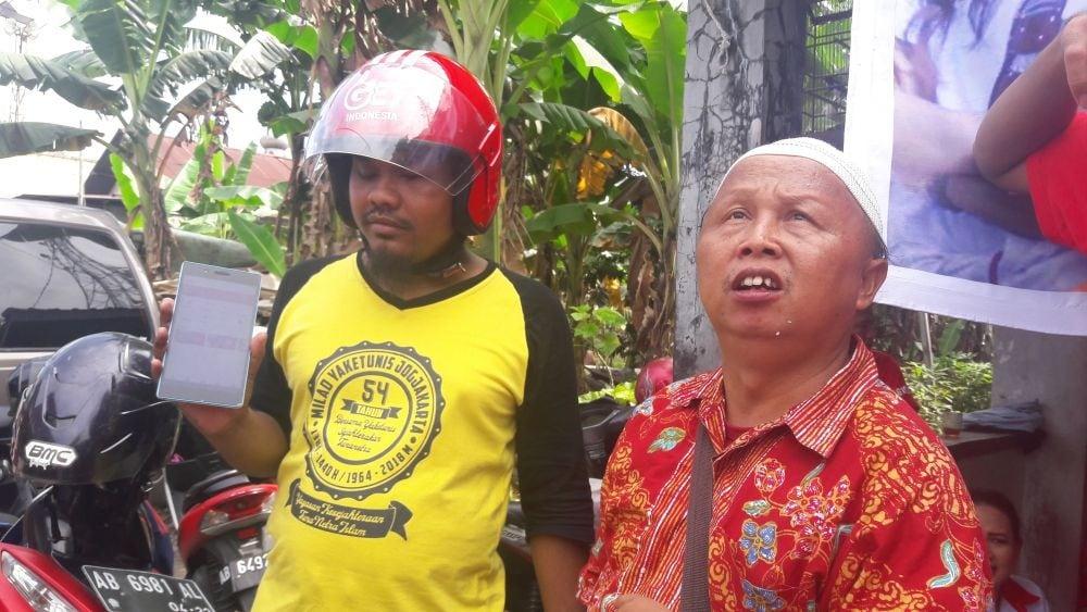 Awalnya Sempat Tidak Percaya, Ternyata Begini Tuna Netra Pakai Aplikasi Get Indonesia