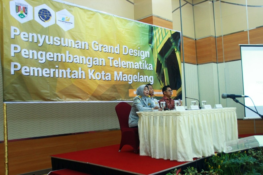 Grand Design Telematika Magelang
