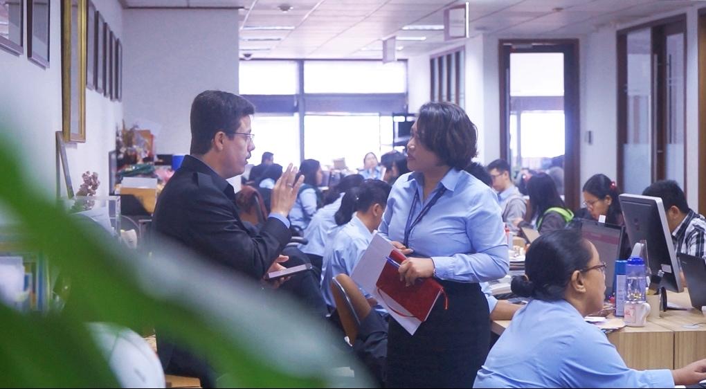 Putera Sampoerna Foundation, Succes Stories Putera Sampoerna Foundation, sistem informasi manajemen karyawan