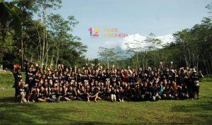 Semarak Ulang Tahun Ke-12 Gamatechno Ignite Indonesia