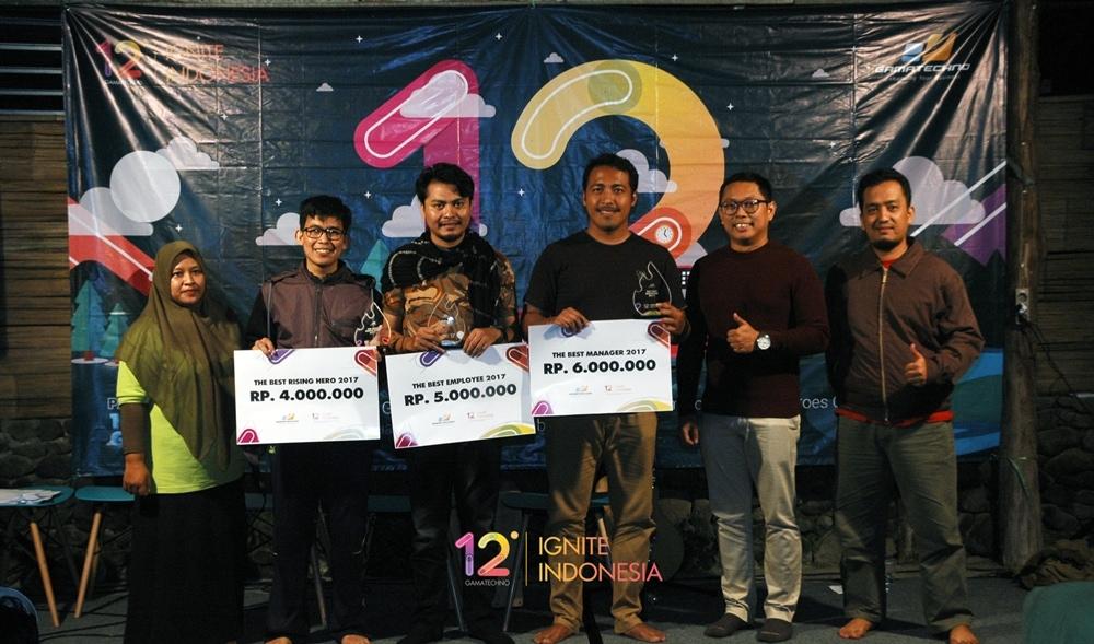 gtHeroes peraih award