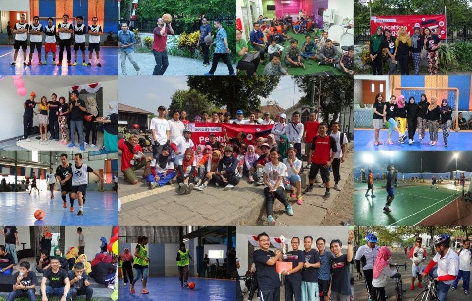 Olimpiade Gamatechno Group 2015
