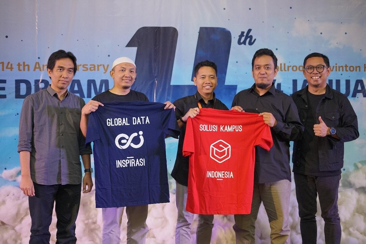 HUT ke-14 Gamatechno Lahirkan 2 Anak Perusahaan Baru