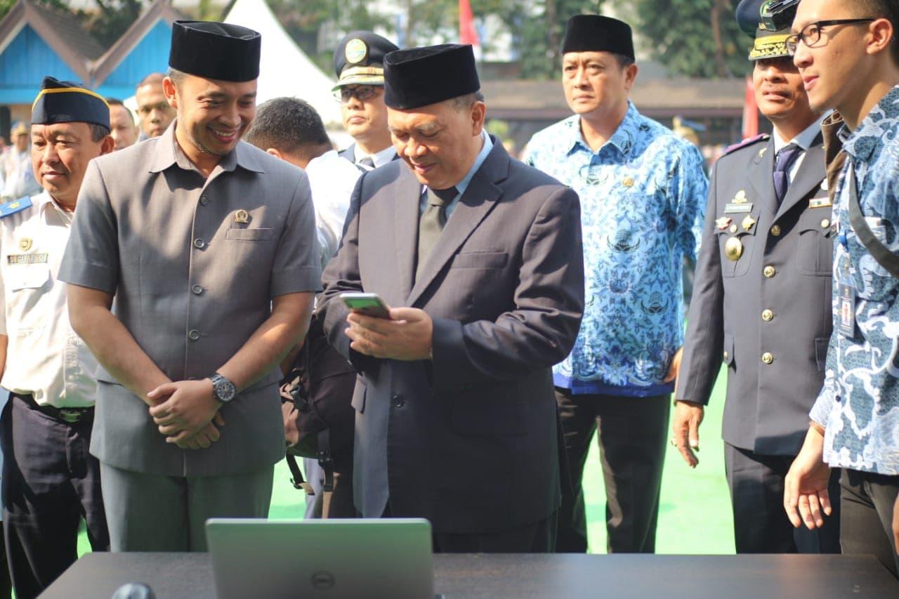 Dishub Kota Bandung Luncurkan Bandung Smart Passenger