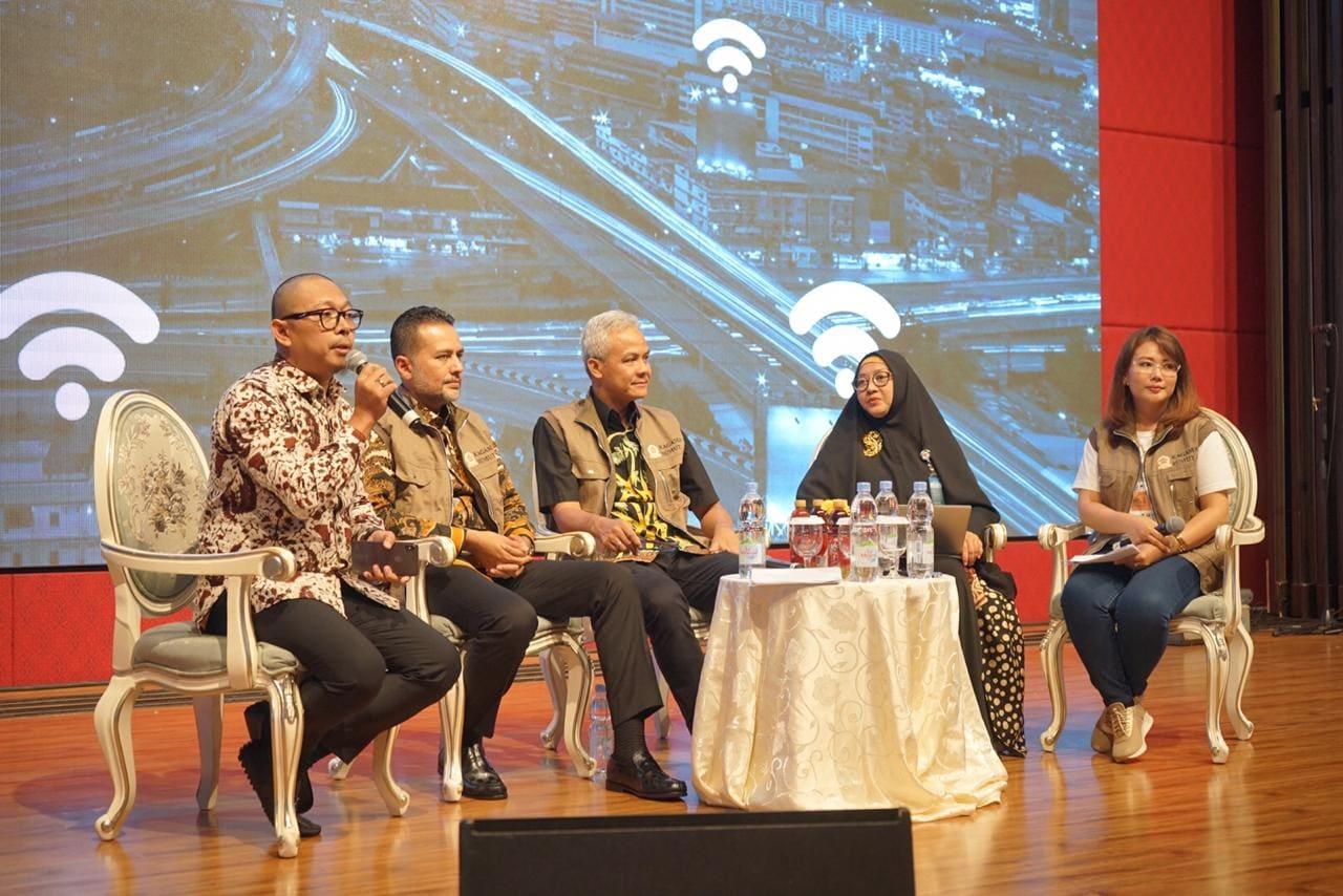Berikan Pemahaman Tentang Smart City, Gamatechno Hadir di Millenial Fest Industri 4.0