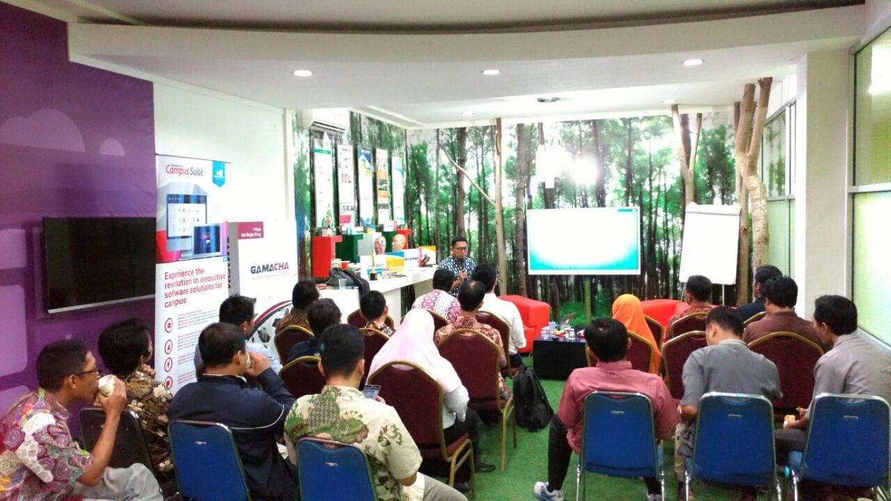 Kembangkan Kemampuan Manajerial, Gamatechno Adakan Management Development Program