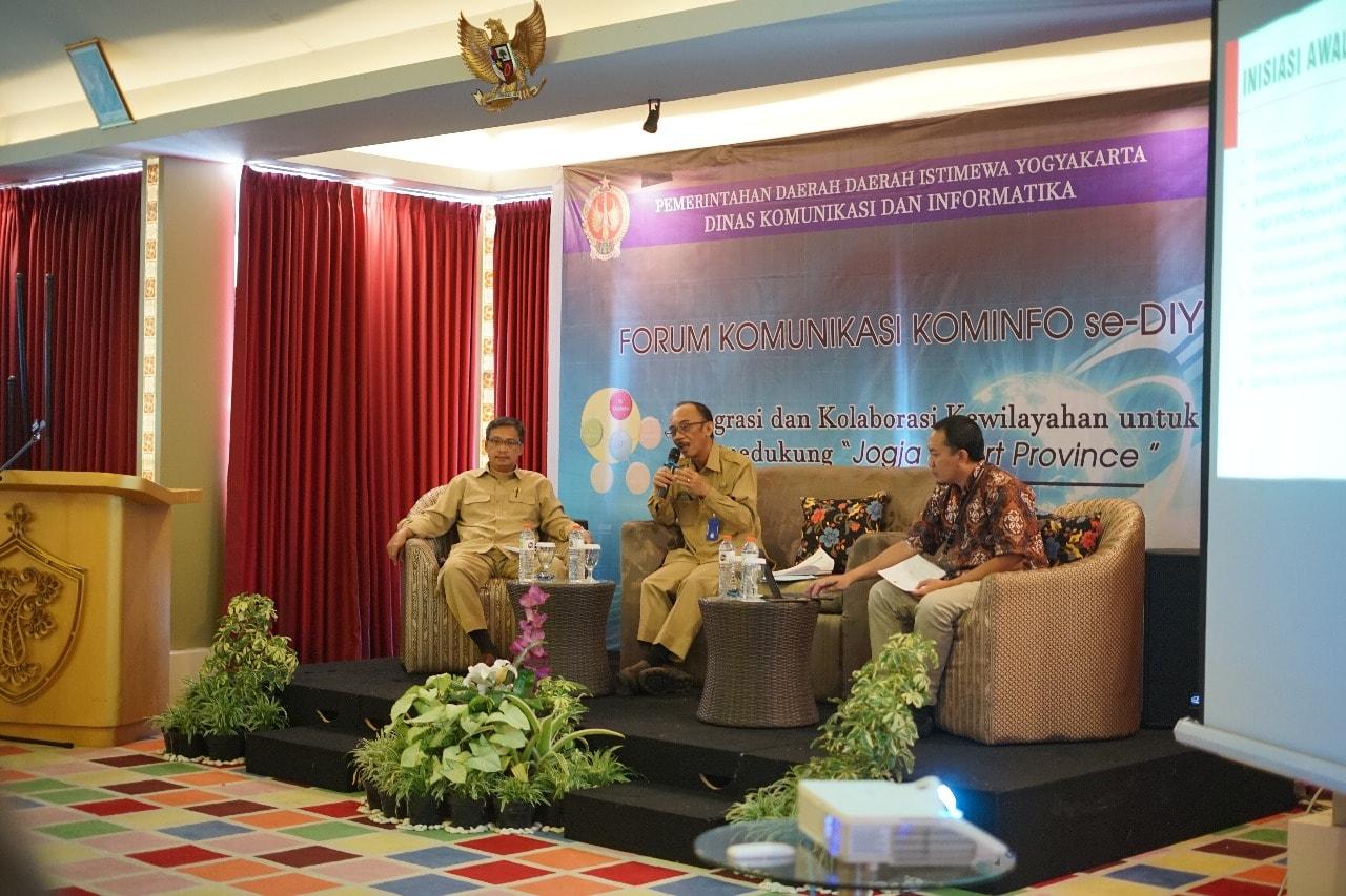 Tuntaskan Masalah di Daerah, D.I Yogyakarta Rancang Jogja Smart Province
