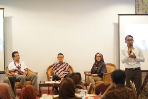 """Gamatechno Bagi Solusi Manajemen Karyawan di Sharing Session """"Understanding Millennial Employee"""""""