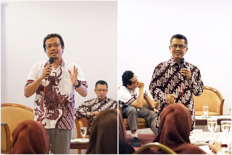 Sharing Session, Manajemen Karyawan