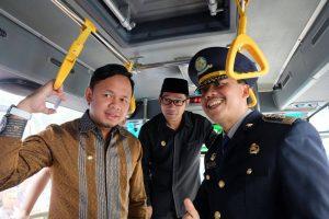 Sistem BRT Terintegrasi Untuk Bogor