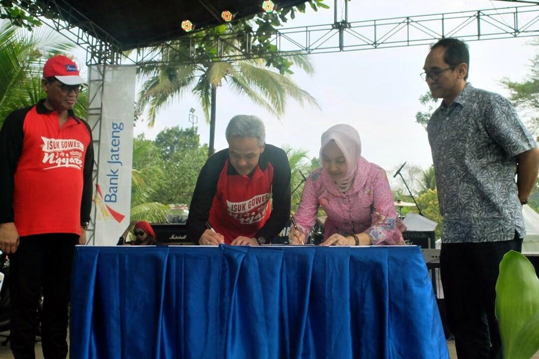 Gamatechno Dan Aino Jadi Bagian Tim Pengembang Teknologi Digital Pemprov Jawa Tengah