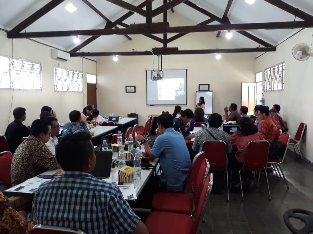 "Gamatechno Gelar Workshop ""Sistem Informasi Akademik Terintegrasi, Tanpa Server & Tanpa Tim IT"""