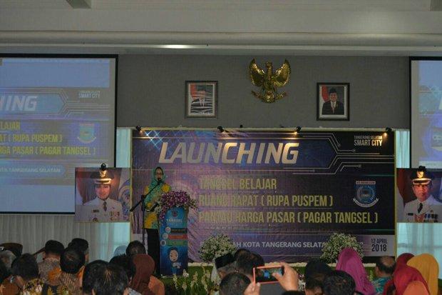 Pagar Tangsel Hadir Untuk Masyarakat Tangerang Selatan