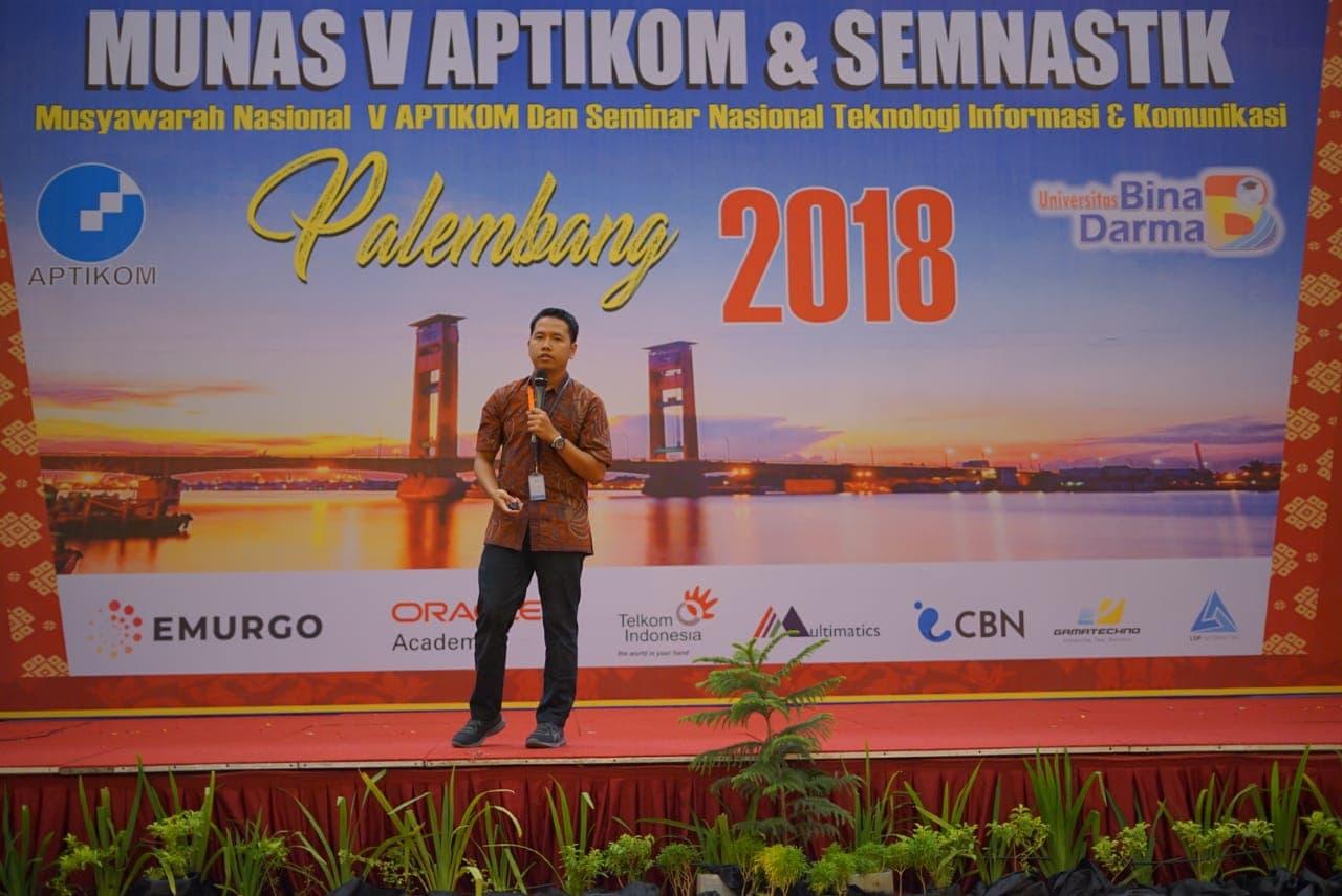 Aptikom Gelar Munas Ke V Tahun 2018, Gamatechno Dukung Perguruan Tinggi Hadapi Revolusi Industri 4.0