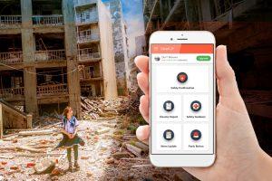 Osaka University Jepang Terapkan Aplikasi Tanggap Darurat Dan Keselamatan Cared.Jp