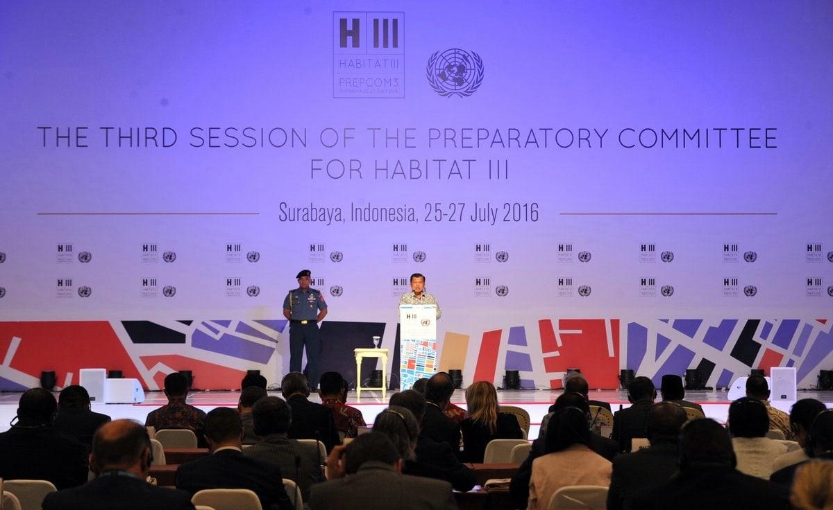 Gamatechno Smart City Solution Diperkenalkan Dalam Gelaran Konferensi Internasional PBB Habitat III Surabaya