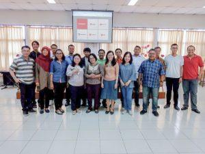 eCampuz Implementasi di 7 Sekolah Tinggi Agama Kristen Regional DIY dan Jawa Tengah