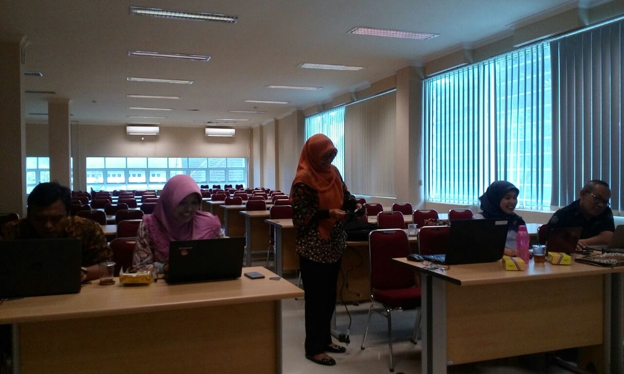 Permudah Penyusunan Laporan Beban Kinerja Dosen, ISI Yogyakarta Gunakan GTBKD Online