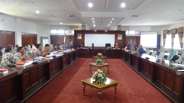 Susun Masterplan e-Government, Kabupaten Paser Mantap Menuju Smart City