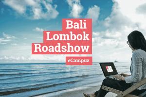 7 Perguruan Tinggi di Bali & Lombok Ikuti Pelatihan eCampuz dari Gamatechno