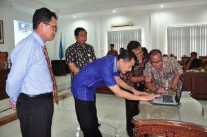 Lebih Transparan Dan Efisien, Pemerintah Kota Salatiga Luncurkan SIM ULP