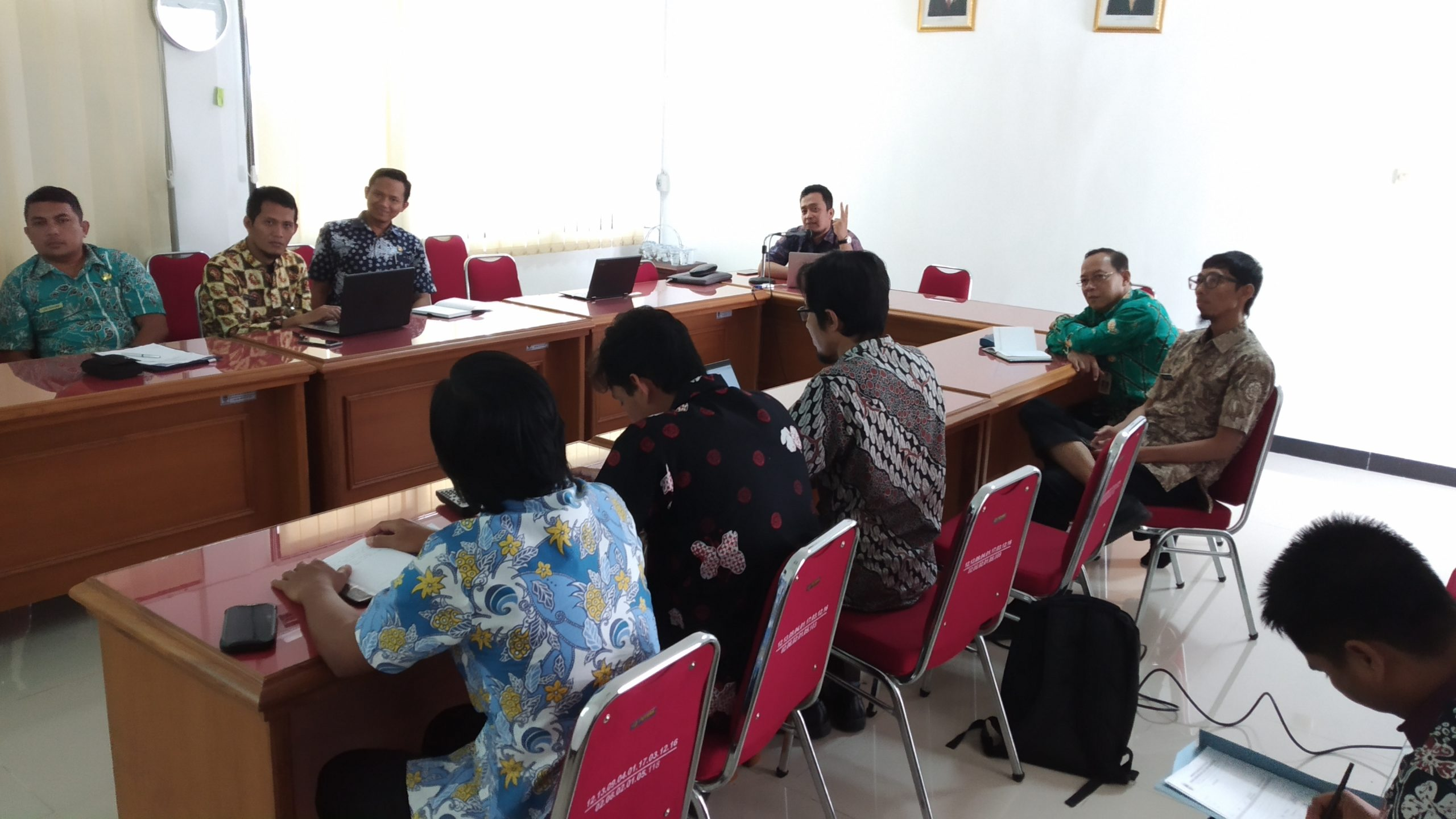 Gamatechno Dampingi Kabupaten Pacitan Dalam Implementasi SPBE