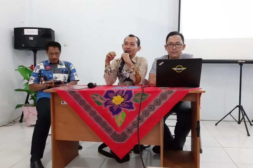 Gamatechno Dampingi Pemkot Pekalongan Susun Roadmap SMKI
