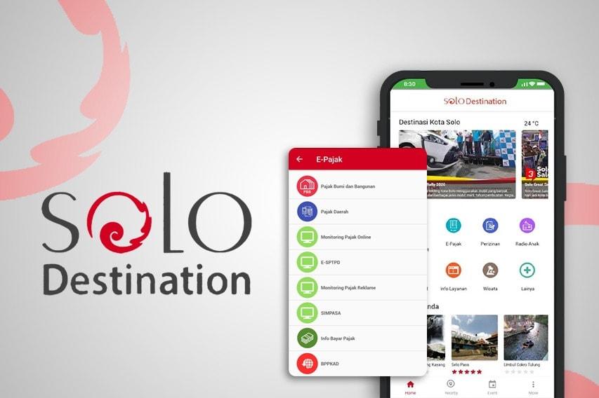 Elaborasi Layanan dan Acuan Pengambil Kebijakan Pemkot dengan Solo Destination