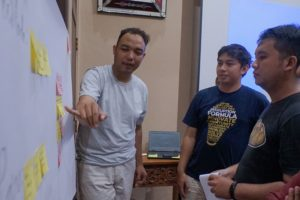Melihat Pentingnya Design Thinking di gtHeroes Innovative Camp 1.0