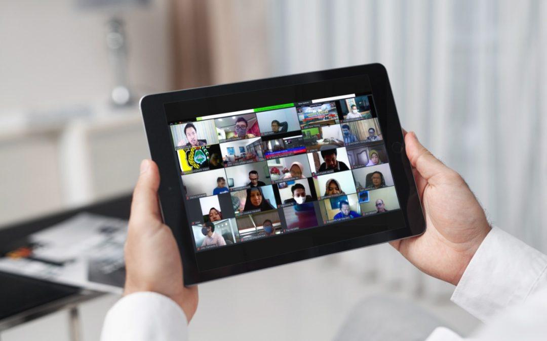 Semangat Tingkatkan Pelayanan, 84 OPD Seluruh Indonesia Ikuti Sharing Session Online Monev SPBE
